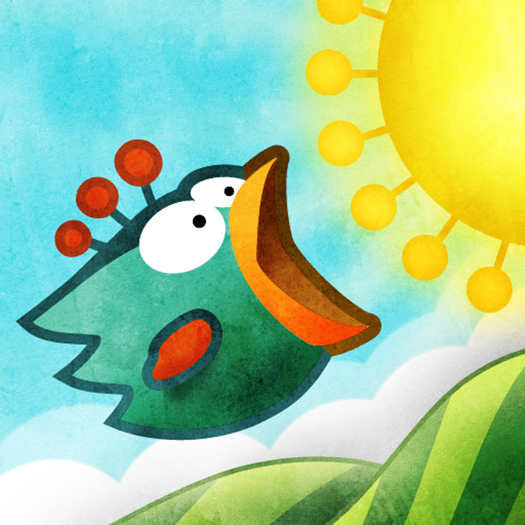 Tiny Wings app con