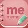 mememo(みーめも・ミーメモ)- 無料で生理日予測や体重、食事、睡眠をまとめて管理 ダイエットなどをサポート!